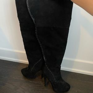 Just fab thigh high boots